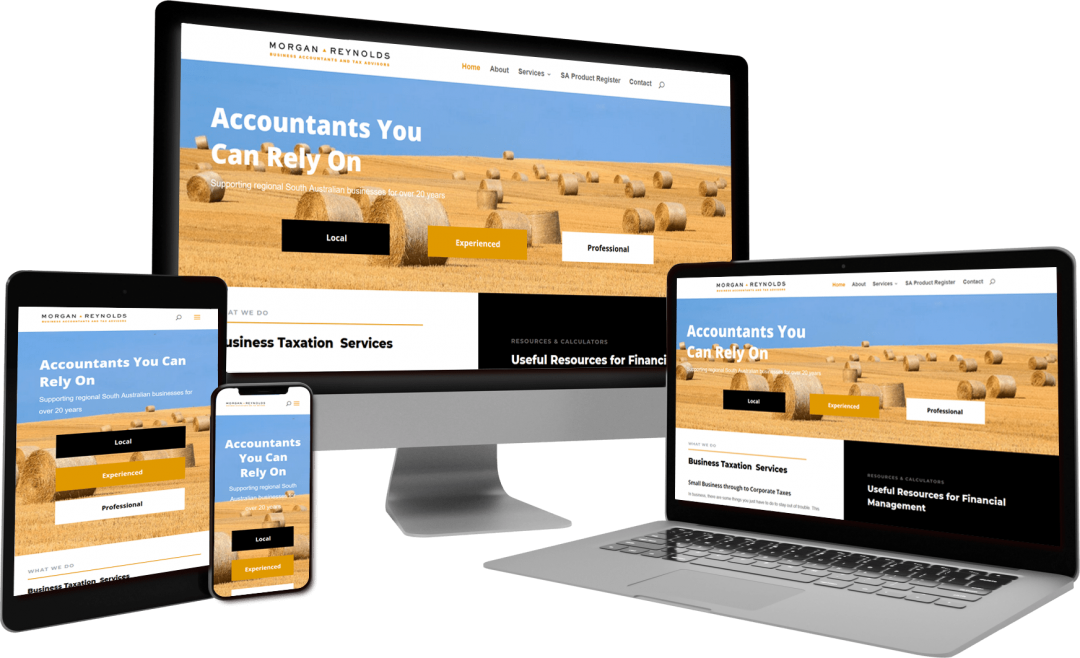 Morgan Reynolds - Accountants and Business Advisors